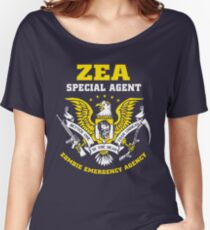 Zombie Emergency Agency Women's Relaxed Fit T-Shirt