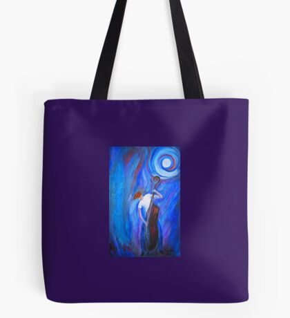 Elemental Bass: Music All Around Us Tote Bag