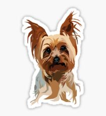 It's A Yorkie Sticker