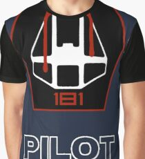 181st Fighter Group - Star Wars Veteran Series Graphic T-Shirt