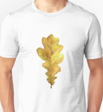 Oak leaf in autumn T-Shirt