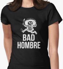 Bad Hombre Funny Trump Clinton Debate Bad Ombre  T-Shirt