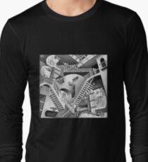 MC Escher Long Sleeve T-Shirt