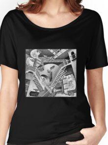 MC Escher Women's Relaxed Fit T-Shirt
