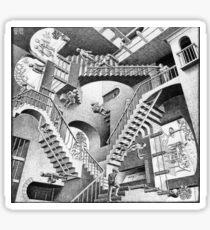 MC Escher Sticker