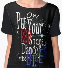 LET'S DANCE ... Chiffon Top