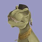 Mr.T-rex by agrapedesign