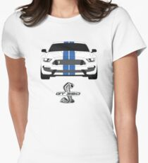 Shelby GT350 Women's Fitted T-Shirt