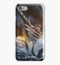Core Rulebook: Kraken iPhone Case/Skin