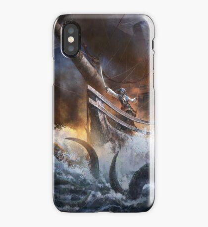 Core Rulebook: Kraken iPhone Case
