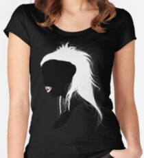 Queen of RATS Women's Fitted Scoop T-Shirt