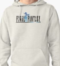 Final Fantasy Pullover Hoodie