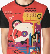 Tour Mars Graphic T-Shirt