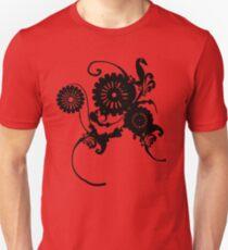 Clockwork Floral T-Shirt
