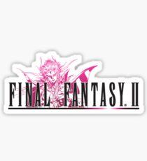 Final Fantasy II Sticker
