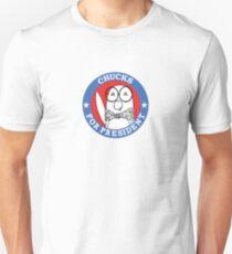 Chucks for President Unisex T-Shirt