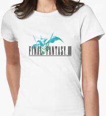 Final Fantasy III Women's Fitted T-Shirt