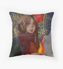 Harani Tarot Throw Pillow