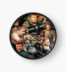 Abraham Ford - The Walking Dead Clock
