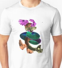Feathered Serpent Unisex T-Shirt