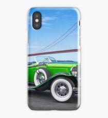 Two Classics iPhone Case/Skin
