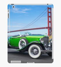 Two Classics iPad Case/Skin