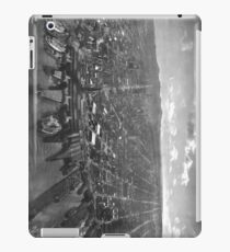 Vintage San Francisco Panoramic Photograph (1902)  iPad Case/Skin