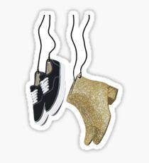 Larry Shoes Sticker