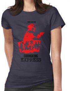 CHUNGKING EXPRESS - WONG KAR WAI - Womens Fitted T-Shirt