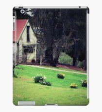 Cottage. iPad Case/Skin