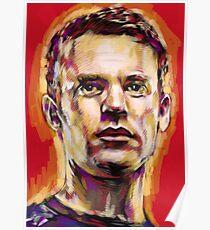 Manuel Neuer - German Keeper Poster