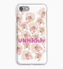 Trixie and Katya-UNHhh iPhone Case/Skin