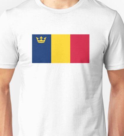 Queen's Flag Unisex T-Shirt