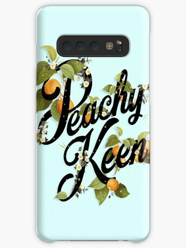 Peachy Keen: Minze von heatherlandis