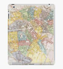 Vintage Map of Berlin (1846) iPad-Hülle & Skin