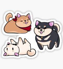 shibes Sticker