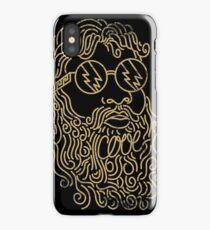 A Cool God iPhone Case/Skin