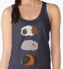 Guinea Pig Trio Women's Tank Top