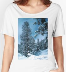 Winter Wonderland Women's Relaxed Fit T-Shirt