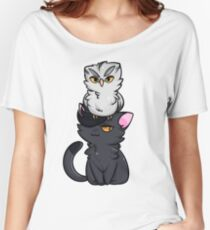 owl n pussycat Women's Relaxed Fit T-Shirt