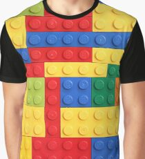 LEGO Bricks Graphic T-Shirt