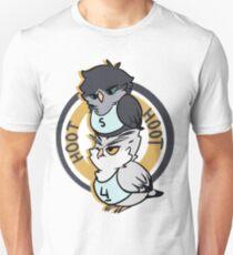 2 owls r better than 1 Unisex T-Shirt