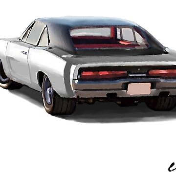 69 Dodge Charger by CArcher