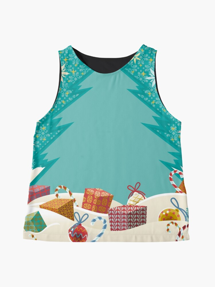 Alternate view of Christmas Eve Sleeveless Top
