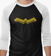 Wonder Girl Men's Baseball ¾ T-Shirt