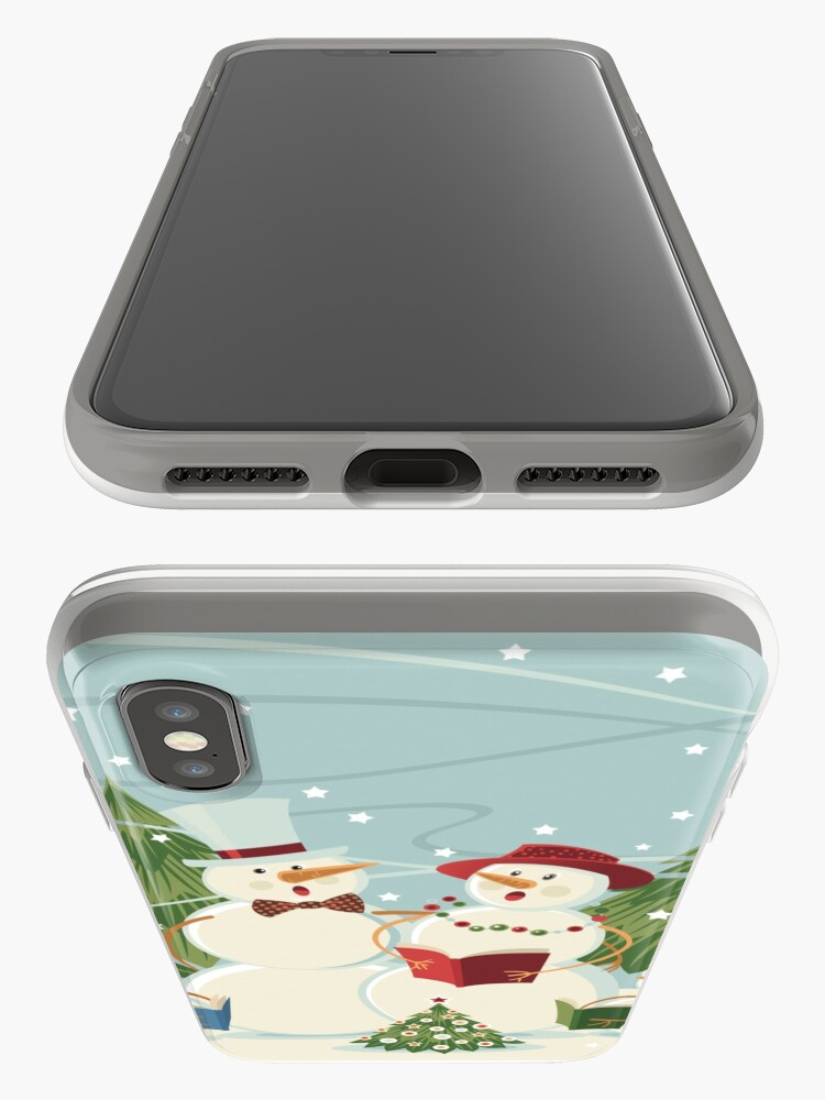 Alternate view of Christmas Song iPhone Case & Cover