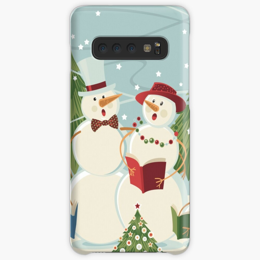 Christmas Song Case & Skin for Samsung Galaxy