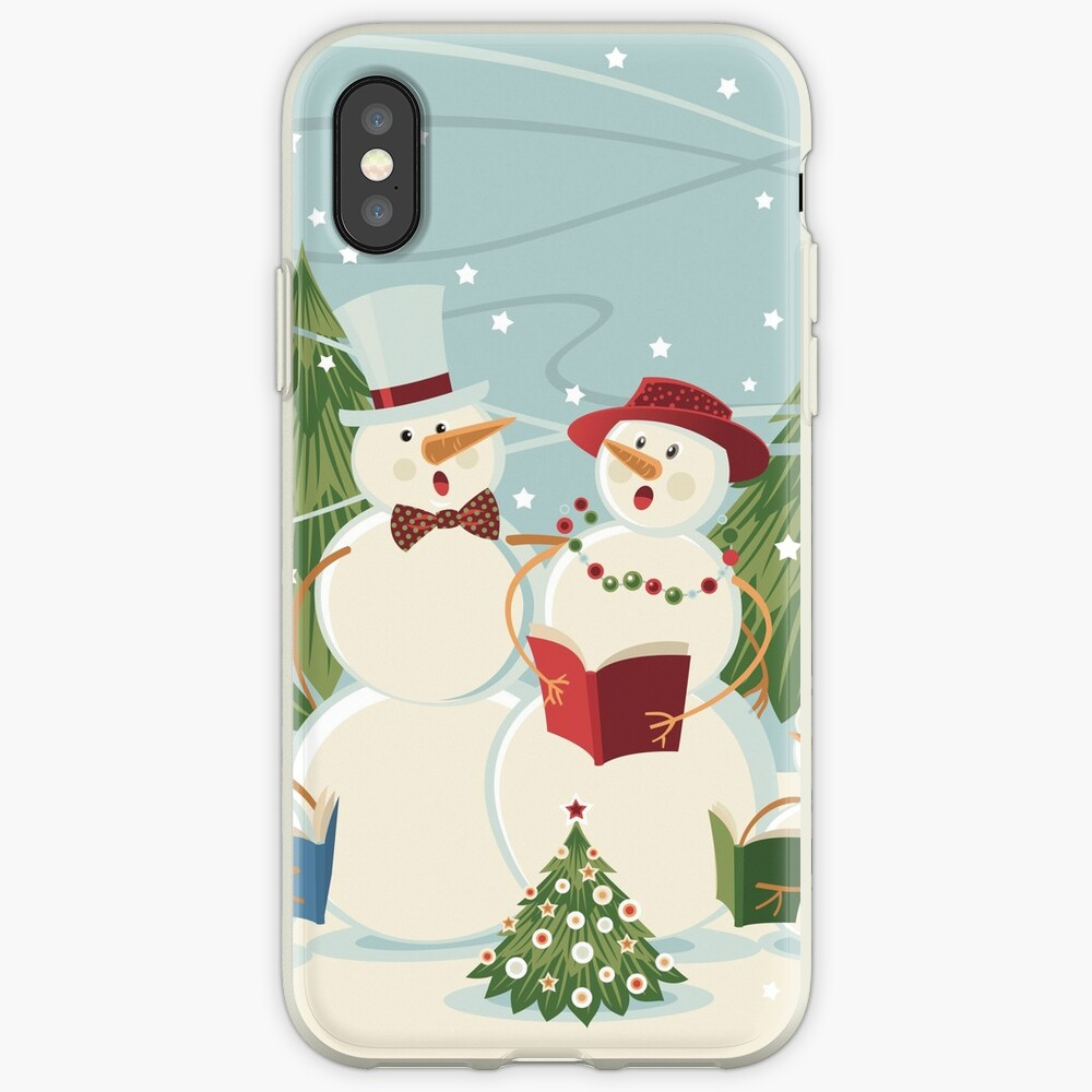 Christmas Song iPhone Case & Cover