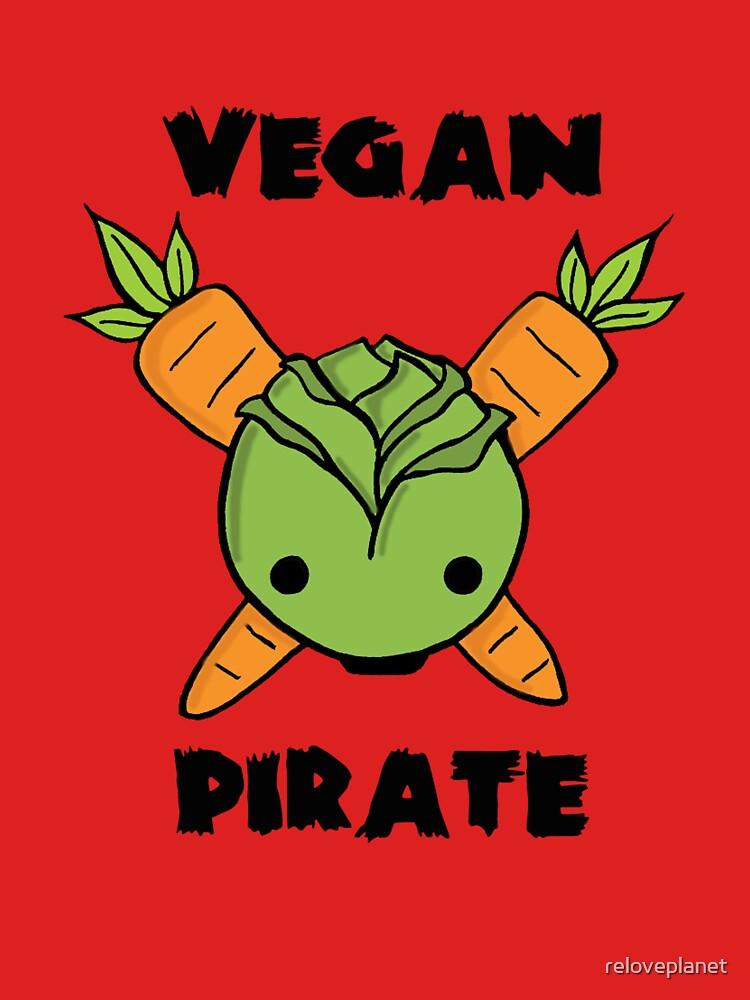 Vegan Pirate by BiancaLoran