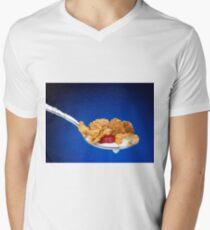 Spoonful of Cereal Men's V-Neck T-Shirt